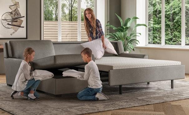 American Leather Furniture | Walter E. Smithe Furniture ...