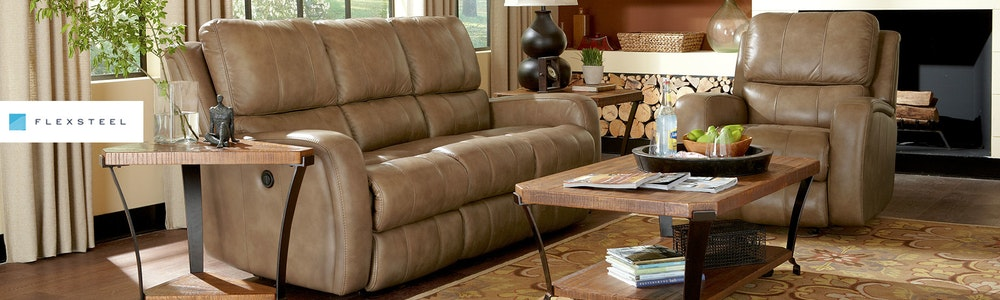 Are Flexsteel Sofas Recliners And